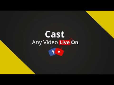 Livecaster Teaser. http://bit.ly/2Zl4xEJ