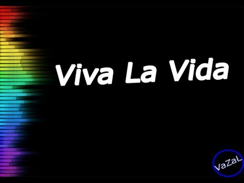 Viva la Vida Lyrics & Chords - YouTube