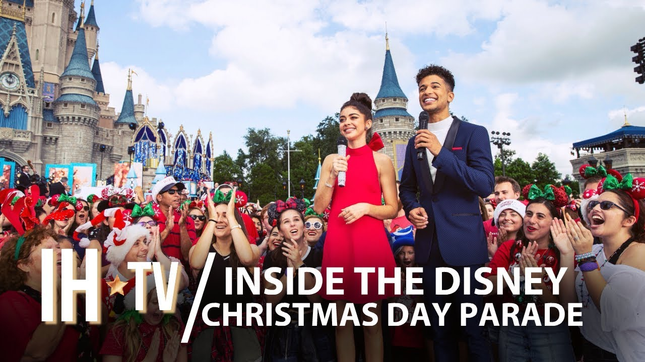 Christmas Day Parade.Disney Parks Magical Christmas Day Parade Abc Inside The Holiday Magic Of Disney Hd
