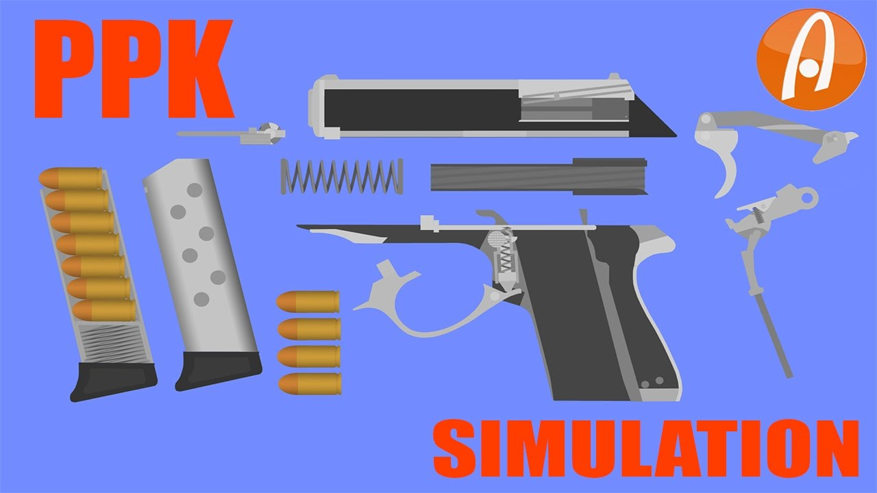Gunsport of Colorado | How a Walther PPK Works