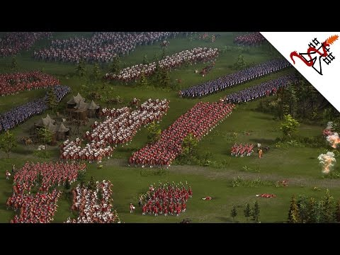 Cossacks 3 - UKRAINE vs RUSSIA
