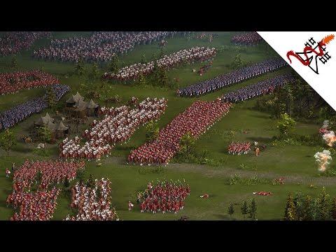 Cossacks 3 - UKRAINE vs RUSSIA