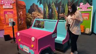 Barbie You Can Be Anything: The Experience, in person tour