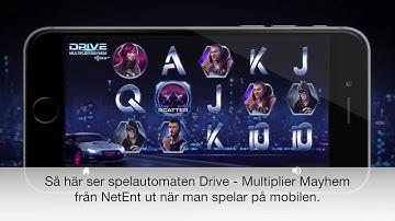 Mobilcasino - Så ser Casino ut på mobilen