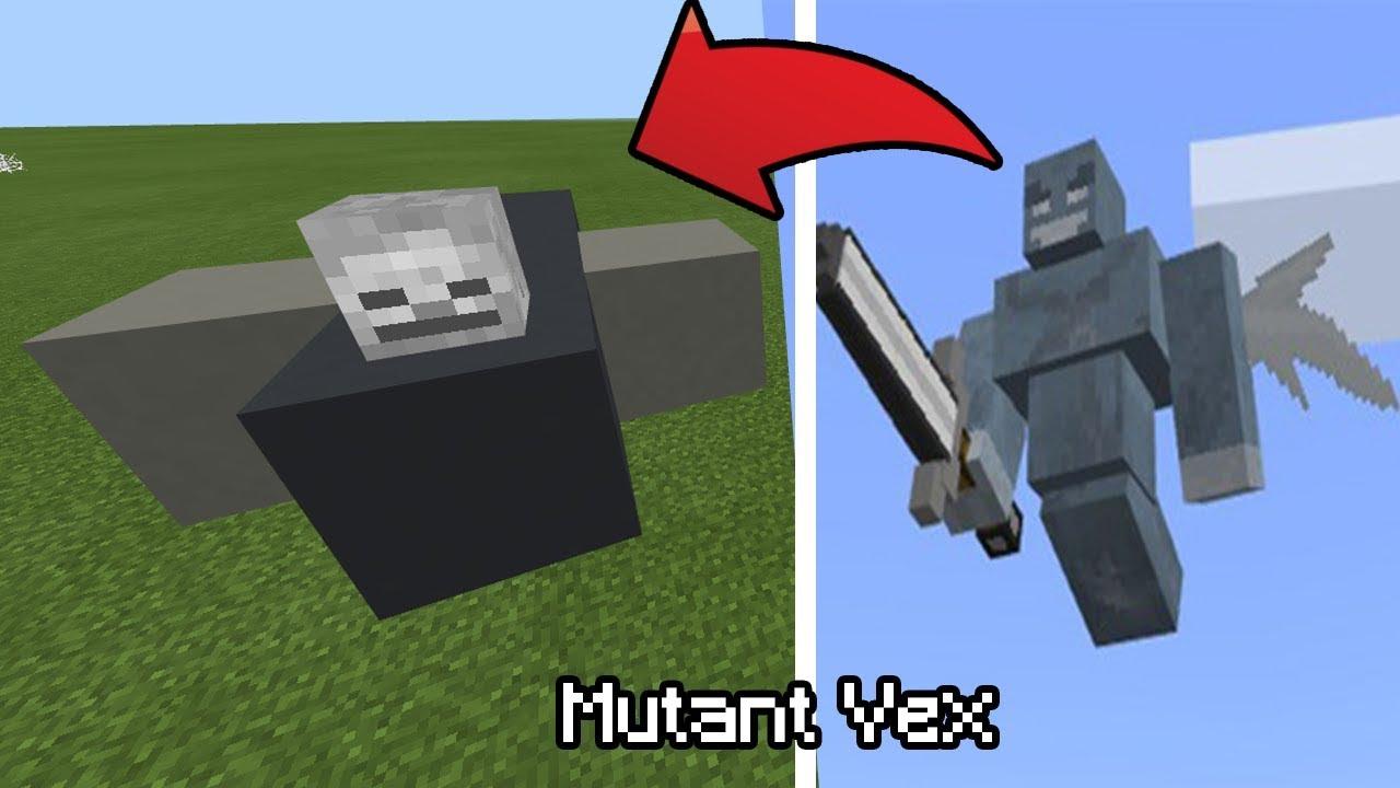 minecraft vex egg