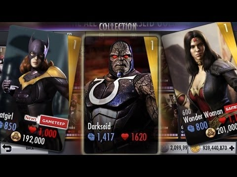 Injustice Pack Opening!  