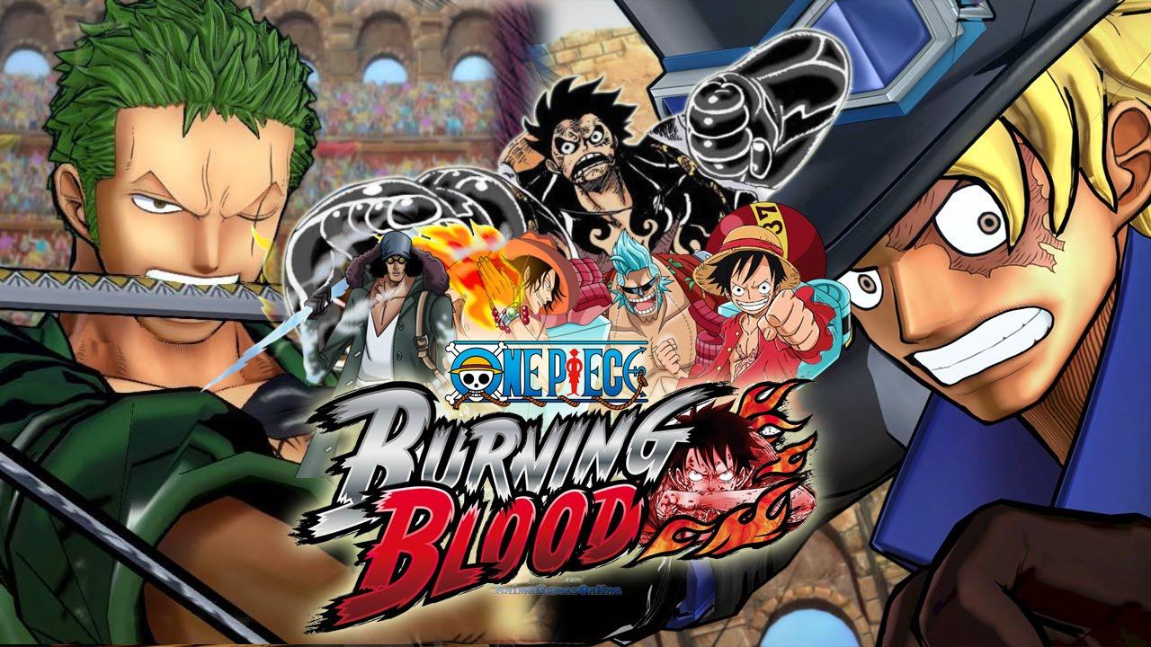 Burning Series One Piece