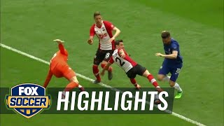 Chelsea vs. Southampton | 2017-18 FA Cup Highlights