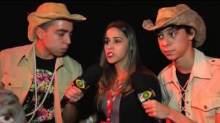 YOUTUBERS NO PÂNICO: FANFEST 2016 (C/ VICTOR MEYNIEL E LUCAS SELFIE)