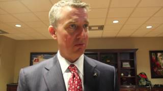 One-on-One with new Alabama AD Greg Byrne