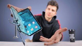 أغرب خمس حاجات في | Samsung Galaxy Fold !
