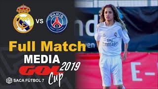 Real Madrid vs Paris Saint Germain Media Gol Cup 2019 | U12