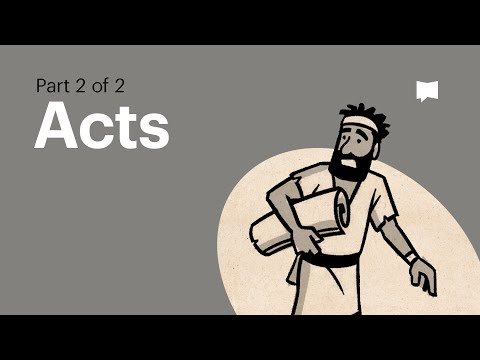 Read Scripture: Acts Ch. 13-28