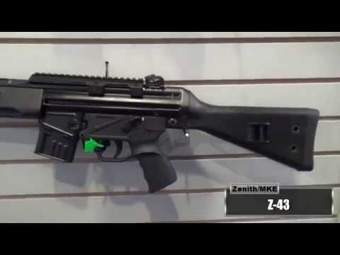 Zenith Firearms complete roller locked rifle lineup for 2015