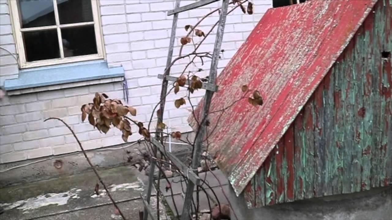 Литовская деревня - Ужвармис. Как жили 50 лет назад. Заброшенные .