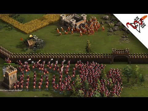 Cossacks 3 - THE THREE SIEGES   Multiplayer Gameplay