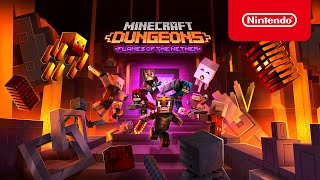 Minecraft Dungeons: Flames of the Nether DLC - Nintendo Switch