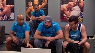 TUF 19: Cathal Pendred Film Session