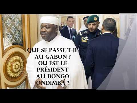 Chronique d'Afrique Noire : Ou est le Président Ali Bongo Ondimba ?