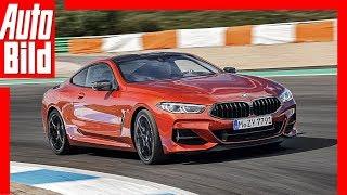 BMW M850i G15 (2018) Erste Fahrt / Vorstellung / Review