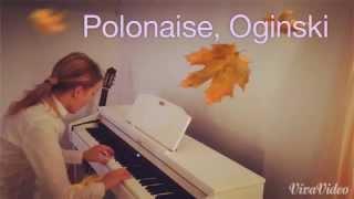 Полонез Огинского, Polonaise Farewell, Larisa Glazkova Nilsson Лариса Глазкова Нильсон