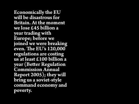 The truth about the EU