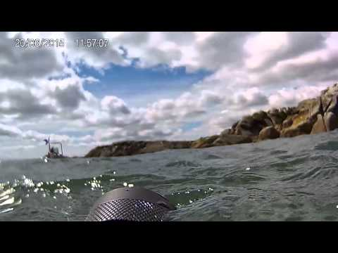 East Muglins Dive Dublin Ireland 20th June 2015 to 18 metres