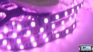 FITA DE LED RGB  COMO INSTALAR COM CONTROLE