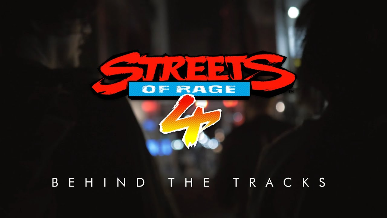 Streets of Rage 4' will be scored by an all-star group of