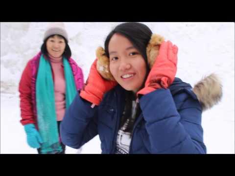 A trip to Hokkaido Jan 2017
