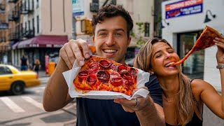 Top 10 NYC PIZZA You MUST try Before you DIE