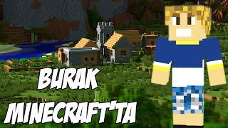 Burak Minecraft'ta - TARLAYA GİRİŞ - Bölüm 5 - Sezon 2