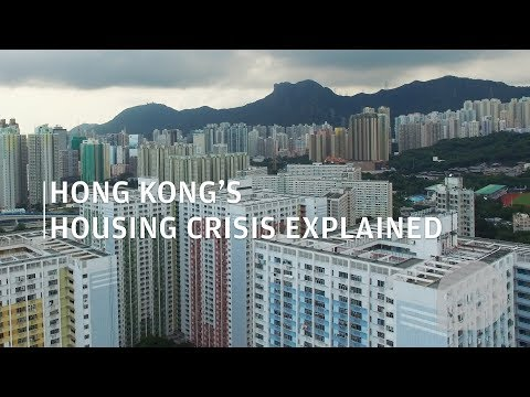 How public and private sectors can tackle Hong Kong's housing crunch