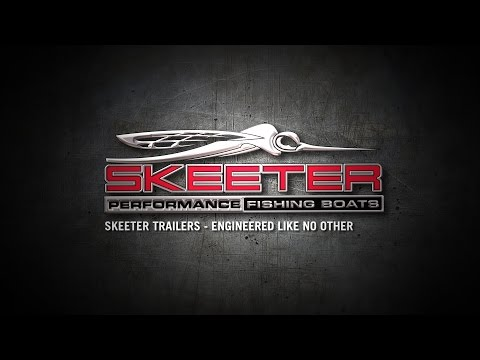 Skeeter Custom Trailers for Deep V Models – Engineered Like No Other