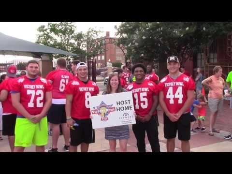 Heart of Texas FCA VICTORY BOWL 2017