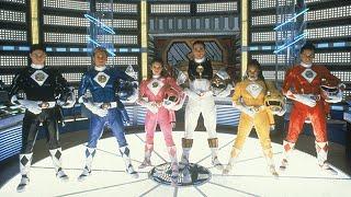 パワーレンジャー 映画版(1996年公開)