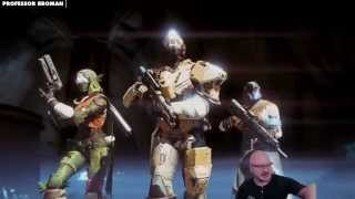 Destiny! Taken King Trailer Reaction Hype!
