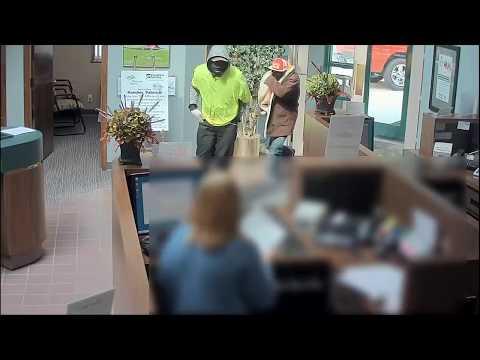 AK00743 Creighton Federal Credit Union Bank Robbery