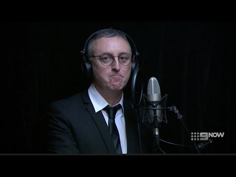 Tony Martin's 2019 TV Week Logie Awards Voice-overs 'Best Of Collection'
