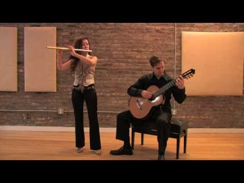 Kaori Fujii & Eric Cecil: Bachianas Brasileiras No.5, H.Villa-Lobos / 藤井香織&E.シーセル: ブラジル風�ッ� [ヴィラロボス]