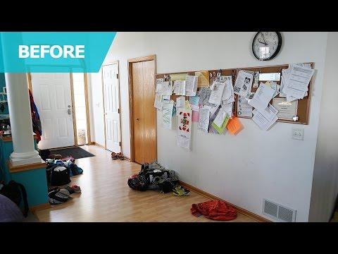 Entryway Furniture & Ideas – IKEA Home Tour (Episode 215)