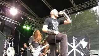 Sacred Steel  metal queen live  (full)