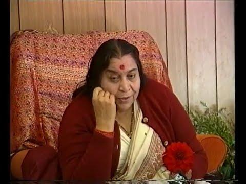 1990-0319 Shri Mataji, Media Interview, Canberra, Australia, Subtitles