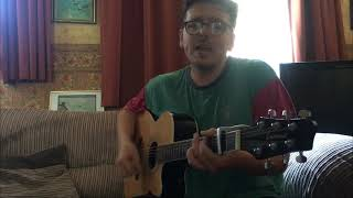 Acoustic UK Folk Session - Daniel Jacklin: You Said You Never Would. Live In The Living Room