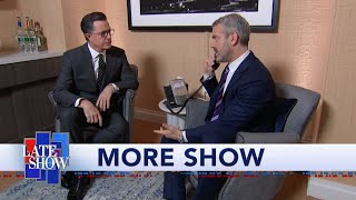 More Show: Stephen And Andy Cohen Call 1-844-SXM-MOMENT