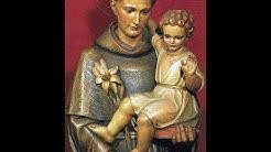 La vie de saint Antoine de Padoue, l'un des saints les plus aimés (+ 1231)