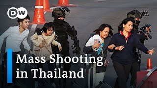 What's behind the Thailand mass shooting? | DW News