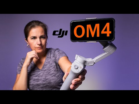 DJI OM4 Or Osmo Mobile 4 FULL REVIEW!  I Was A Little Bit Disappointed...