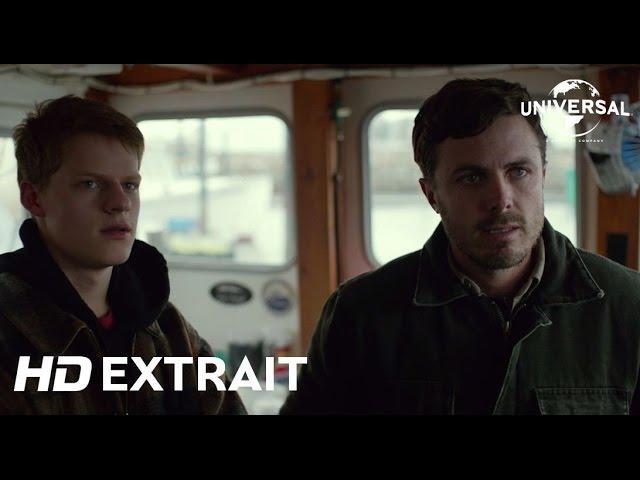 """Manchester by the sea / Extrait """"Le bateau"""" VF [Au cinéma le 14 décembre]"""