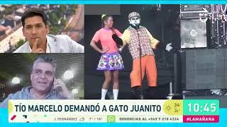 Tío Marcelo demandó a Gato Juanito de Cachureos - La Mañana